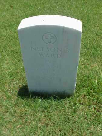 WARD (VETERAN WWII), NELSON B - Pulaski County, Arkansas | NELSON B WARD (VETERAN WWII) - Arkansas Gravestone Photos