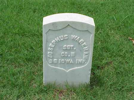 WAREHAM (VETERAN UNION), JOSEPHUS - Pulaski County, Arkansas | JOSEPHUS WAREHAM (VETERAN UNION) - Arkansas Gravestone Photos