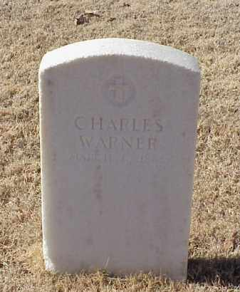 WARNER (VETERAN UNION), CHARLES - Pulaski County, Arkansas | CHARLES WARNER (VETERAN UNION) - Arkansas Gravestone Photos