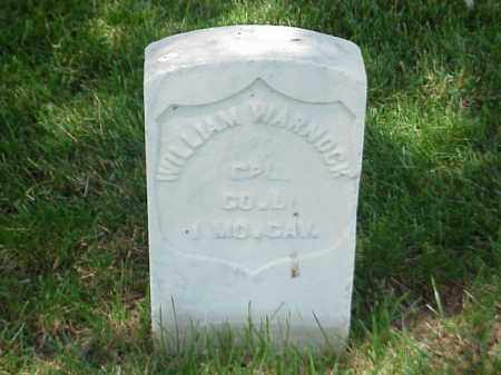 WARNOCK (VETERAN UNION), WILLIAM - Pulaski County, Arkansas | WILLIAM WARNOCK (VETERAN UNION) - Arkansas Gravestone Photos