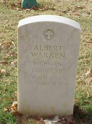 WARREN (VETERAN WWI), ALBERT - Pulaski County, Arkansas | ALBERT WARREN (VETERAN WWI) - Arkansas Gravestone Photos