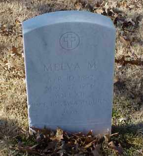 WASHBURN, MELVA M. - Pulaski County, Arkansas | MELVA M. WASHBURN - Arkansas Gravestone Photos