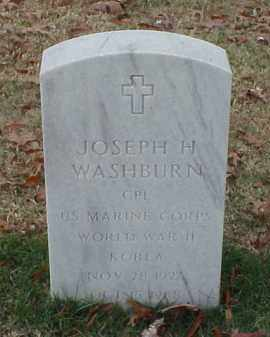 WASHBURN (VETERAN 2 WARS), JOSEPH H - Pulaski County, Arkansas | JOSEPH H WASHBURN (VETERAN 2 WARS) - Arkansas Gravestone Photos