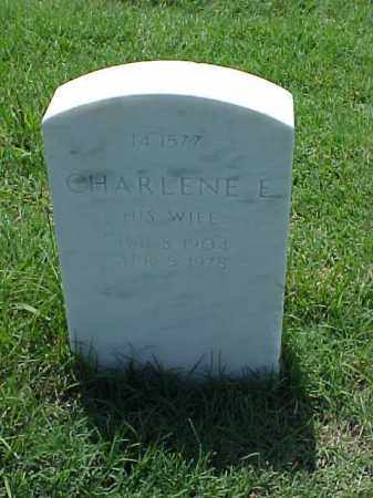 WASHINGTON, CHARLENE E - Pulaski County, Arkansas | CHARLENE E WASHINGTON - Arkansas Gravestone Photos