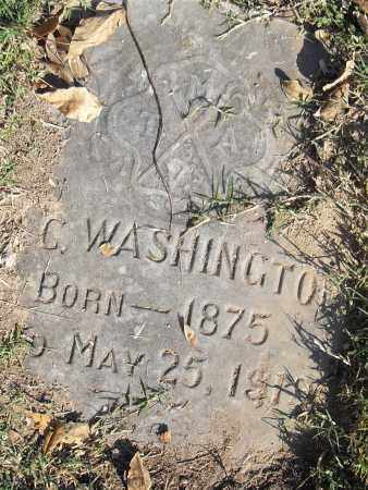 WASHINGTON, M. G. - Pulaski County, Arkansas | M. G. WASHINGTON - Arkansas Gravestone Photos