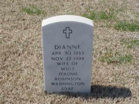 WASHINGTON, DIANE - Pulaski County, Arkansas | DIANE WASHINGTON - Arkansas Gravestone Photos
