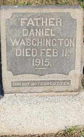 WASHINGTON, DANIEL - Pulaski County, Arkansas | DANIEL WASHINGTON - Arkansas Gravestone Photos