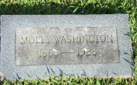 WASHINGTON, MOLLY - Pulaski County, Arkansas | MOLLY WASHINGTON - Arkansas Gravestone Photos