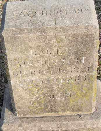 WASHINGTON, RACHEL - Pulaski County, Arkansas | RACHEL WASHINGTON - Arkansas Gravestone Photos