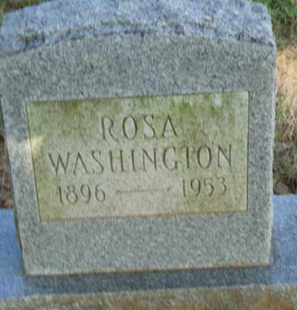 WASHINGTON, ROSA - Pulaski County, Arkansas | ROSA WASHINGTON - Arkansas Gravestone Photos