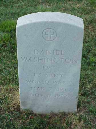 WASHINGTON (VETERAN WWI), DANIEL - Pulaski County, Arkansas | DANIEL WASHINGTON (VETERAN WWI) - Arkansas Gravestone Photos