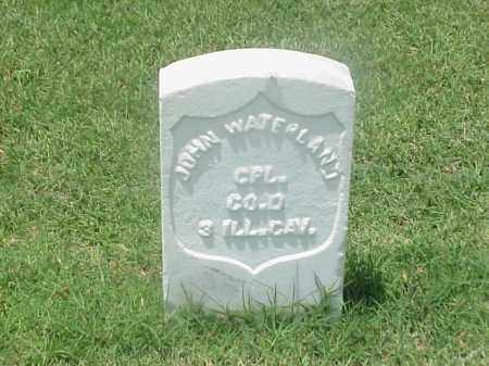 WATERLAND (VETERAN UNION), JOHN - Pulaski County, Arkansas | JOHN WATERLAND (VETERAN UNION) - Arkansas Gravestone Photos