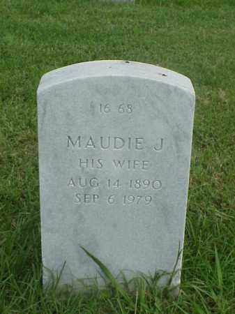 WATKINS, MAUDIE J - Pulaski County, Arkansas | MAUDIE J WATKINS - Arkansas Gravestone Photos