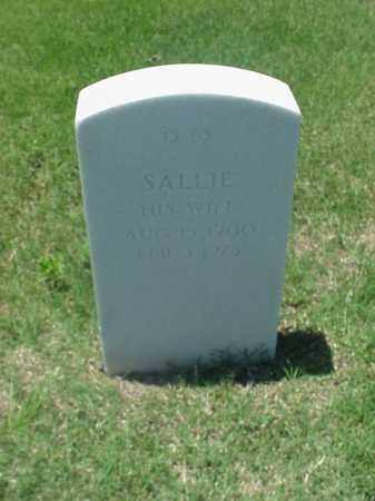 WATKINS, SALLIE - Pulaski County, Arkansas | SALLIE WATKINS - Arkansas Gravestone Photos