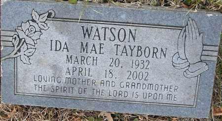 WATSON, IDA MAE - Pulaski County, Arkansas | IDA MAE WATSON - Arkansas Gravestone Photos