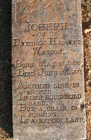 WATSON, JOSEPH - Pulaski County, Arkansas | JOSEPH WATSON - Arkansas Gravestone Photos