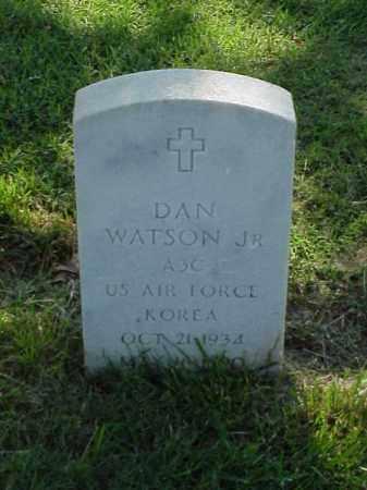 WATSON, JR (VETERAN KOR), DAN - Pulaski County, Arkansas | DAN WATSON, JR (VETERAN KOR) - Arkansas Gravestone Photos