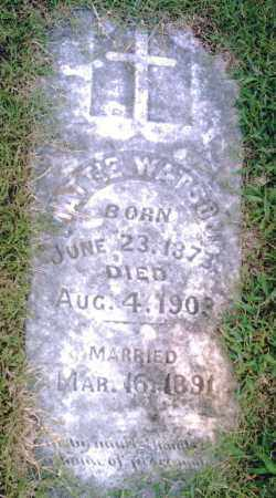 WATSON, KATTIE - Pulaski County, Arkansas | KATTIE WATSON - Arkansas Gravestone Photos