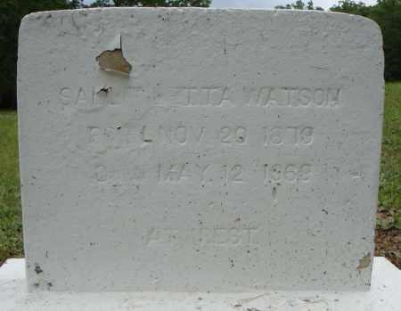 WATSON, SALLIE DETTA - Pulaski County, Arkansas | SALLIE DETTA WATSON - Arkansas Gravestone Photos