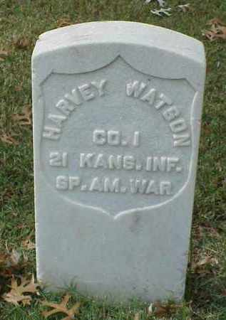 WATSON (VETERAN SAW), HARVEY - Pulaski County, Arkansas | HARVEY WATSON (VETERAN SAW) - Arkansas Gravestone Photos