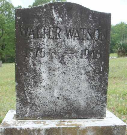 WATSON, WALTER - Pulaski County, Arkansas | WALTER WATSON - Arkansas Gravestone Photos