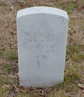 WATTS, SUE E - Pulaski County, Arkansas | SUE E WATTS - Arkansas Gravestone Photos