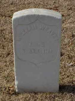 WEAVER (VETERAN UNION), WILLIAM - Pulaski County, Arkansas | WILLIAM WEAVER (VETERAN UNION) - Arkansas Gravestone Photos