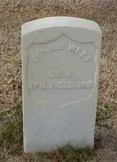 WEBB (VETERAN UNION), DENNIS - Pulaski County, Arkansas | DENNIS WEBB (VETERAN UNION) - Arkansas Gravestone Photos