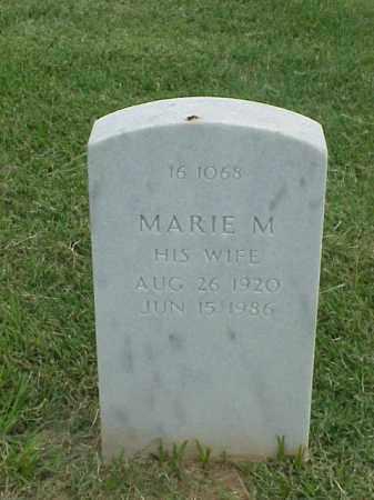 WEBER, MARIE M - Pulaski County, Arkansas | MARIE M WEBER - Arkansas Gravestone Photos