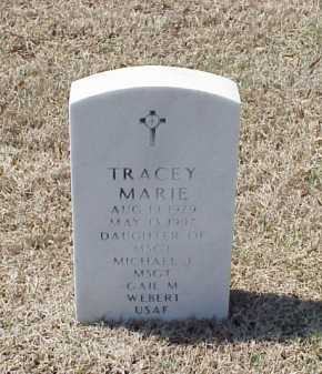 WEBERT, TRACEY MARIE - Pulaski County, Arkansas | TRACEY MARIE WEBERT - Arkansas Gravestone Photos