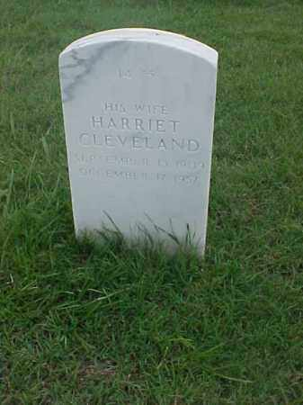 CLEVELAND WEIR, HARRIET - Pulaski County, Arkansas | HARRIET CLEVELAND WEIR - Arkansas Gravestone Photos
