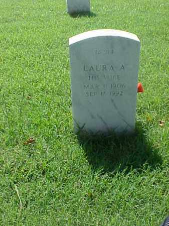 WELCH, LAURA A - Pulaski County, Arkansas | LAURA A WELCH - Arkansas Gravestone Photos