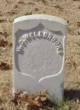 WELLBROOKS (VETERAN UNION), W D - Pulaski County, Arkansas | W D WELLBROOKS (VETERAN UNION) - Arkansas Gravestone Photos