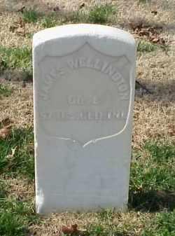 WELLINGTON (VETERAN UNION), JAMES - Pulaski County, Arkansas | JAMES WELLINGTON (VETERAN UNION) - Arkansas Gravestone Photos