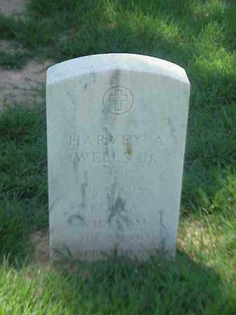 WELLS, JR (VETERAN VIET), HARVEY A - Pulaski County, Arkansas | HARVEY A WELLS, JR (VETERAN VIET) - Arkansas Gravestone Photos