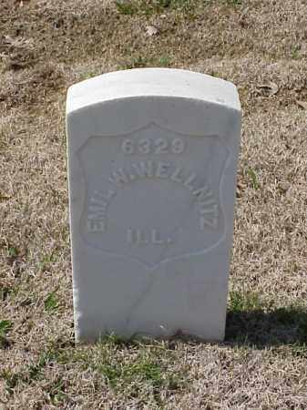 WELNITZ (VETERAN UNION), EMIL W - Pulaski County, Arkansas | EMIL W WELNITZ (VETERAN UNION) - Arkansas Gravestone Photos