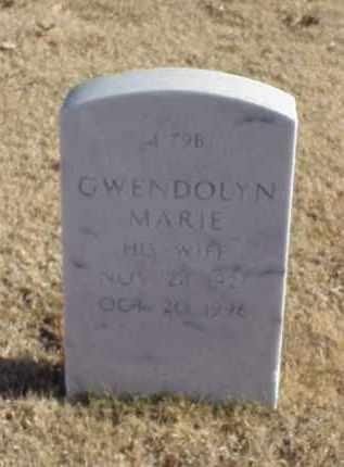 WELTON, GWENDOLYN MARIE - Pulaski County, Arkansas   GWENDOLYN MARIE WELTON - Arkansas Gravestone Photos