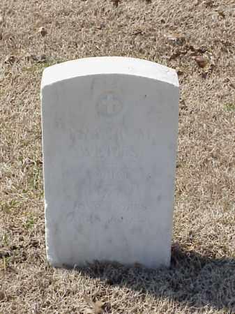 WERTS (VETERAN), FRANK M - Pulaski County, Arkansas | FRANK M WERTS (VETERAN) - Arkansas Gravestone Photos