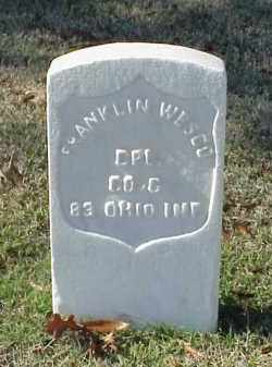 WESCO (VETERAN UNION), FRANKLIN - Pulaski County, Arkansas | FRANKLIN WESCO (VETERAN UNION) - Arkansas Gravestone Photos