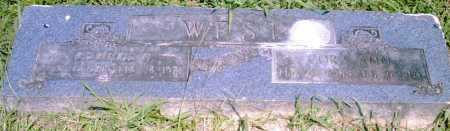 WEST, CORA  ANN - Pulaski County, Arkansas | CORA  ANN WEST - Arkansas Gravestone Photos