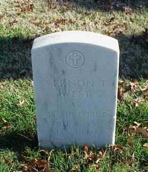 WEST (VETERAN), VERNON T - Pulaski County, Arkansas | VERNON T WEST (VETERAN) - Arkansas Gravestone Photos