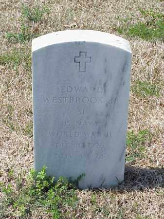WESTBROOK, JR (VETERAN WWII), EDWARD - Pulaski County, Arkansas | EDWARD WESTBROOK, JR (VETERAN WWII) - Arkansas Gravestone Photos