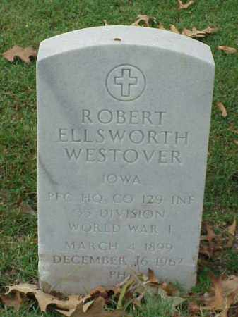 WESTOVER (VETERAN WWI), ROBERT ELLSWORTH - Pulaski County, Arkansas | ROBERT ELLSWORTH WESTOVER (VETERAN WWI) - Arkansas Gravestone Photos