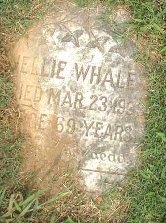 WHALEY, NELLIE - Pulaski County, Arkansas | NELLIE WHALEY - Arkansas Gravestone Photos