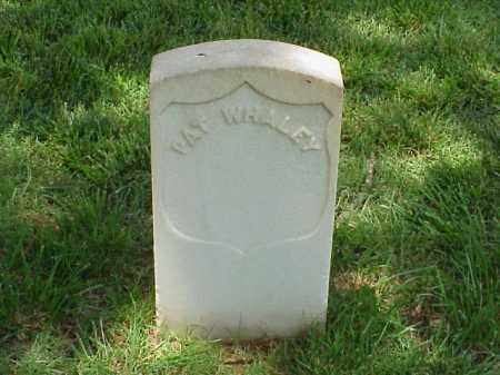 WHALEY (VETERAN UNION), PAT - Pulaski County, Arkansas | PAT WHALEY (VETERAN UNION) - Arkansas Gravestone Photos