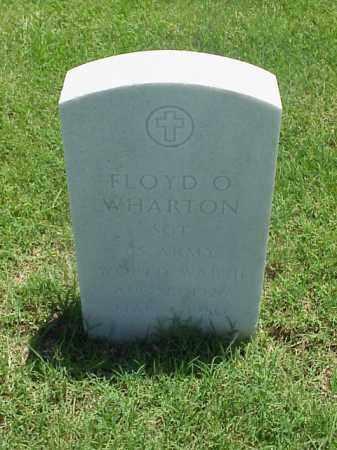 WHARTON (VETERAN WWII), FLOYD O - Pulaski County, Arkansas | FLOYD O WHARTON (VETERAN WWII) - Arkansas Gravestone Photos