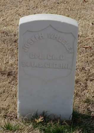 WHEELER (VETERAN UNION), JOSEPH - Pulaski County, Arkansas | JOSEPH WHEELER (VETERAN UNION) - Arkansas Gravestone Photos