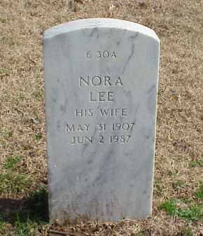 WHITE, NORA LEE - Pulaski County, Arkansas | NORA LEE WHITE - Arkansas Gravestone Photos