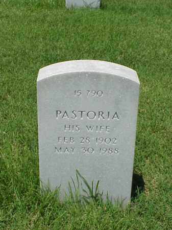 WHITE, PASTORIA - Pulaski County, Arkansas | PASTORIA WHITE - Arkansas Gravestone Photos