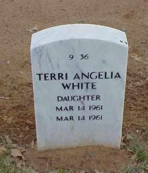 WHITE, TERRI ANGELIA - Pulaski County, Arkansas | TERRI ANGELIA WHITE - Arkansas Gravestone Photos